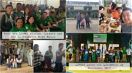 LSVMS and LSGH ANHS Teacher & Student Exchange Program