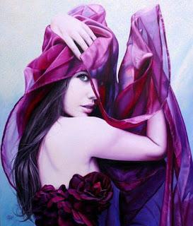 realismo-que-sorprende-retratos-de-mujeres mujeres-pinturas-realistas