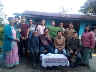 GNLF sub branch Gopal Dhura Mungpoo