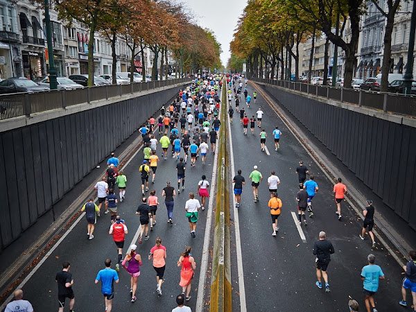 10 great tips for training for a marathon this winter season