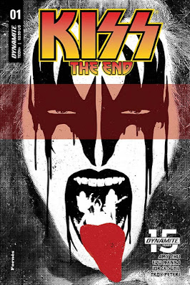 """KISS: The End #1"" de Amy Chu y Edu Menna."