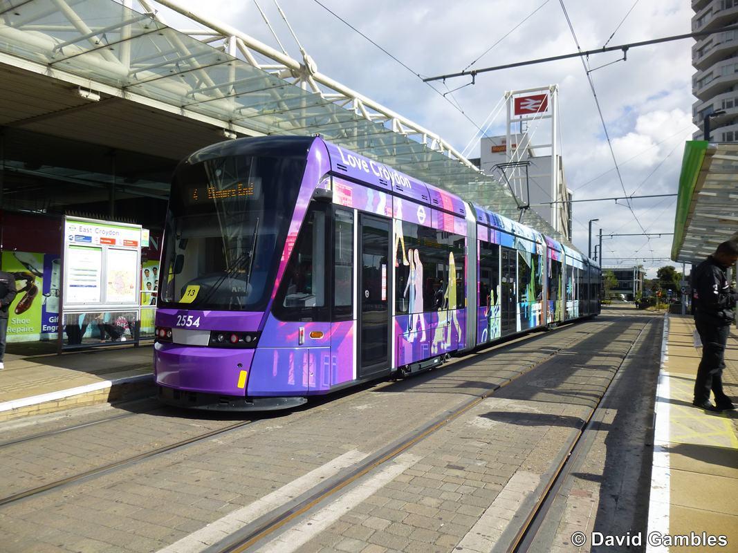 Richard's Tram Blog: September 2012