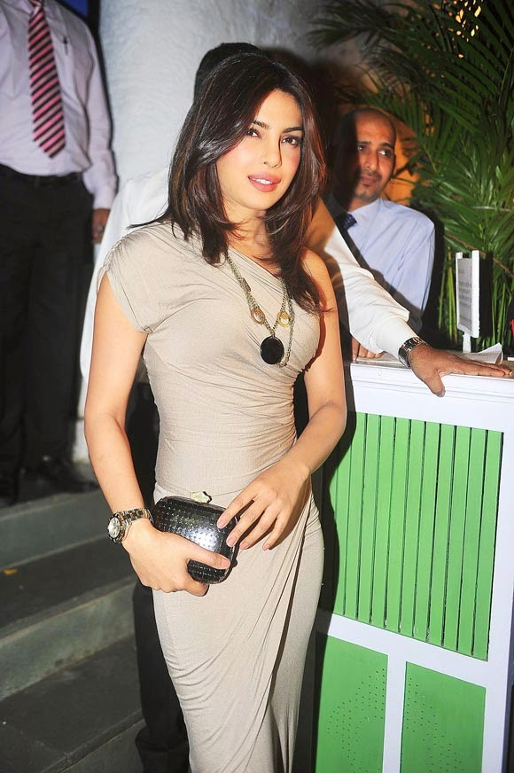 Priyanka Chopra Bollywood Actress Beautiful, Hot, Sexy -1334