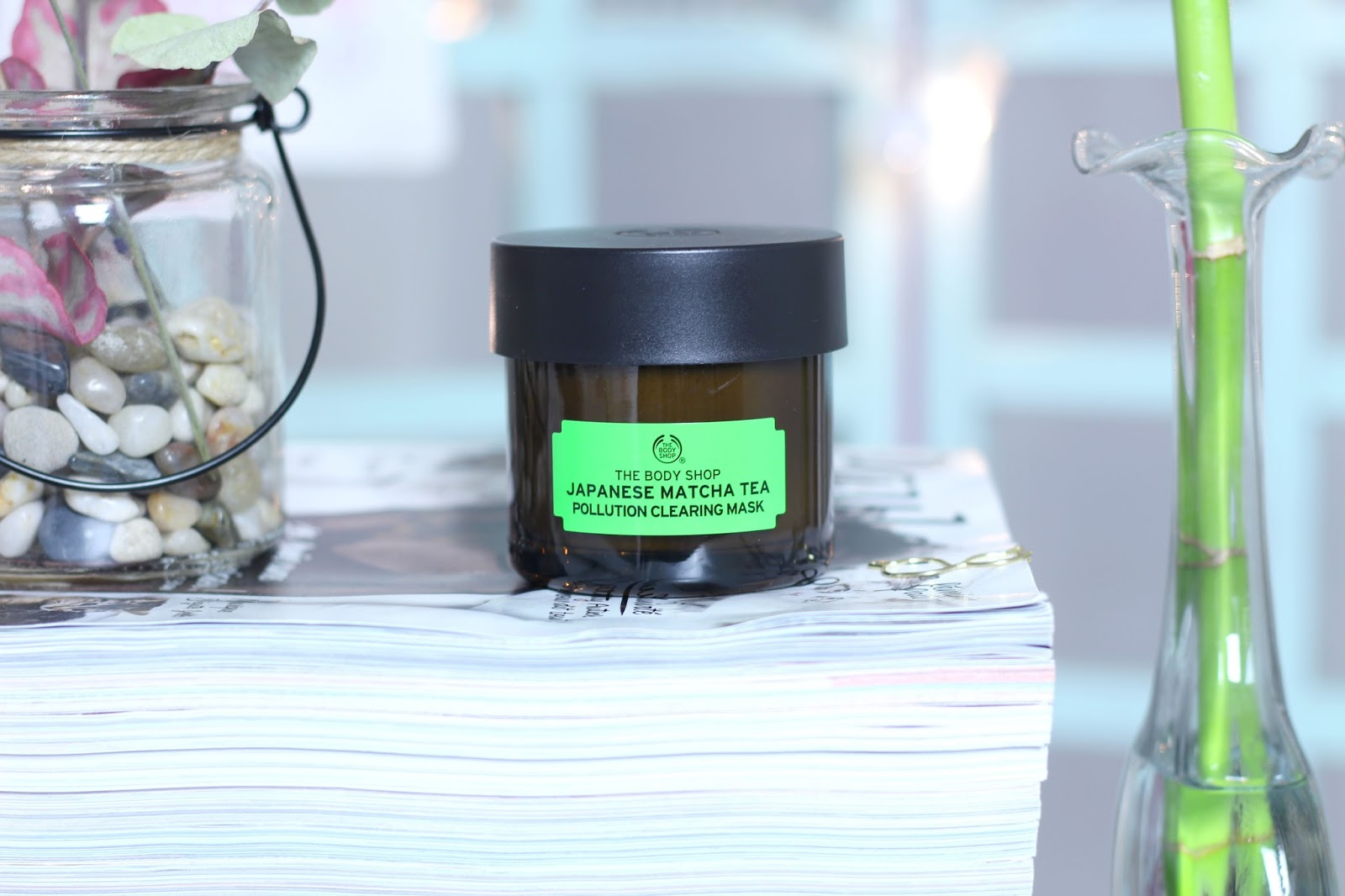 Masque Thé Vert Matcha The Body Shop