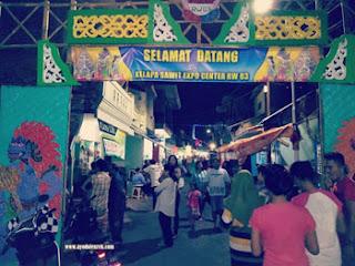 Kelapa Sawit Expo 2018 Dan Peresmian Kampung Wayang, Malang