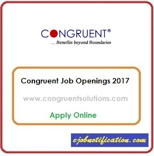 Congruent Hiring Freshers Trainee Process Associate Jobs in Chennai Apply Online