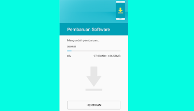 Cara Upgrade Android Samsung J2 Pro 2018 Online