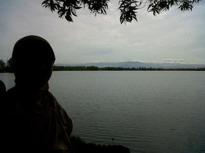 Wisata Bengkulu - Danau Dendam Tak Sudah