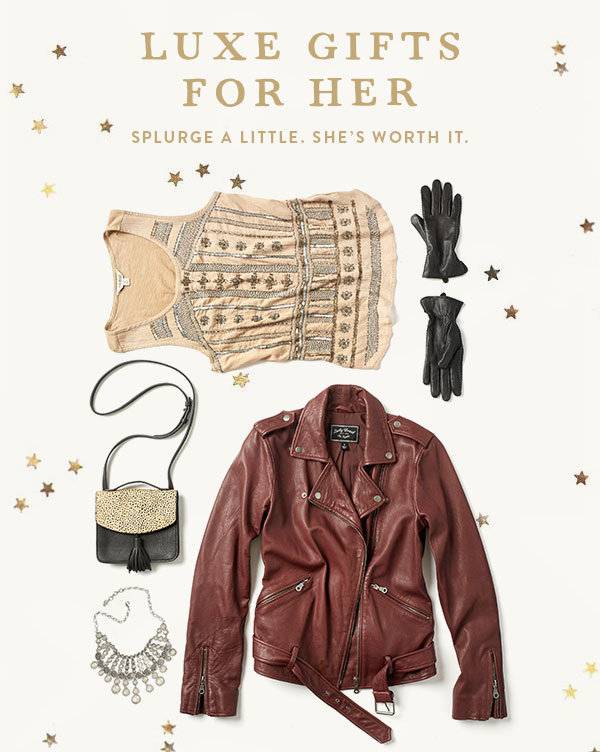 Luxe Gifts for Her