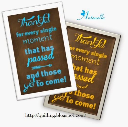 Antonella Free Thankful for every moment quote printable Thanksgiving Fall