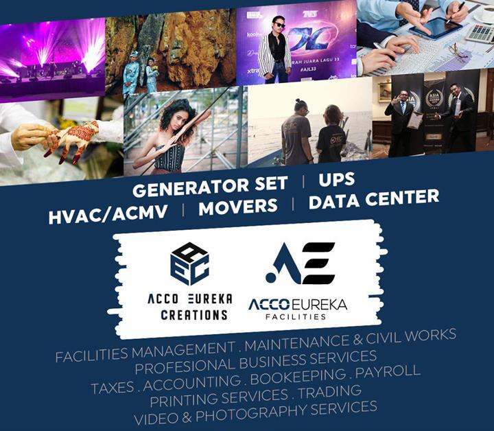 Acco Eureka - Syarikat Maintenance Service Kuala Lumpur