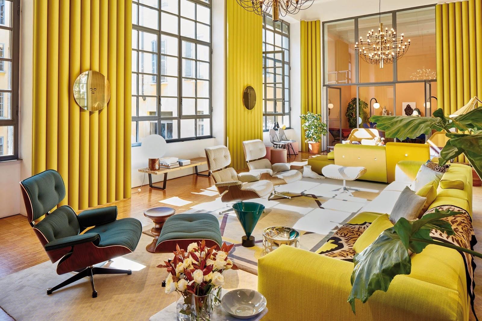 Marcel benedito el blog de dise o de interiores vitra y - Colores y ambientes ...
