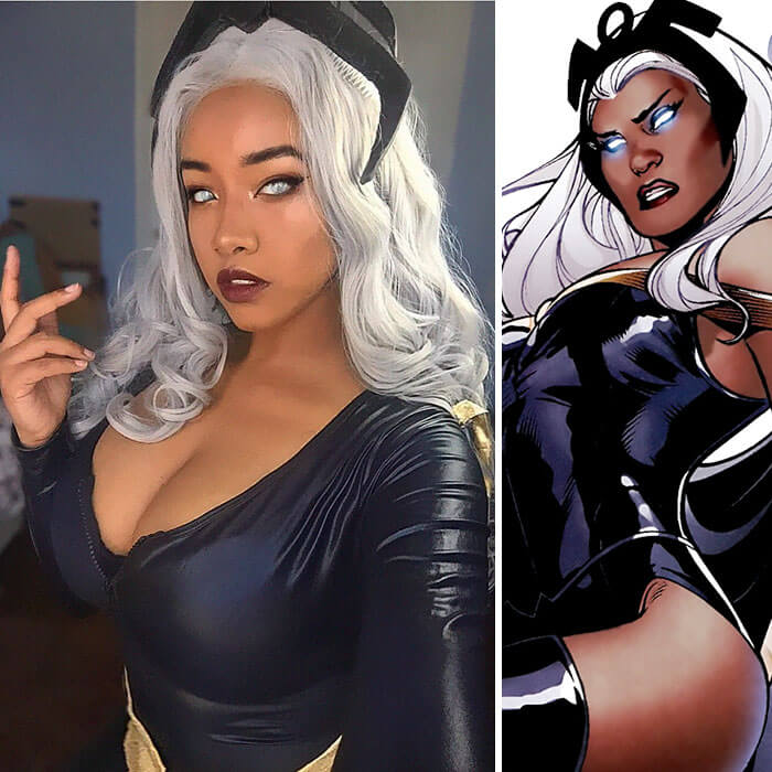 Spectacular Transformations By 23-Year-Old Cosplayer Who Can Transform Herself Into Literally Anyone