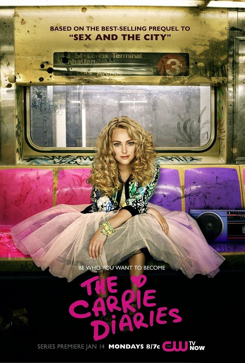 ซีรีย์ USA] The Carrie Diaries Season 1 ซับไทย | Series-Movies