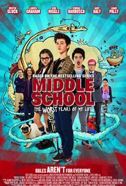 Watch Middle School: The Worst Years of My Life Online Free Putlocker