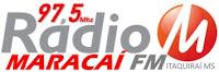 Rádio Maracaí FM 97,5 de Itaquiraí MS