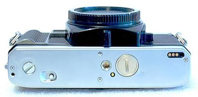 Minolta X-500, Bottom
