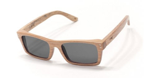 Proof Eyewear Light Wood Glasses