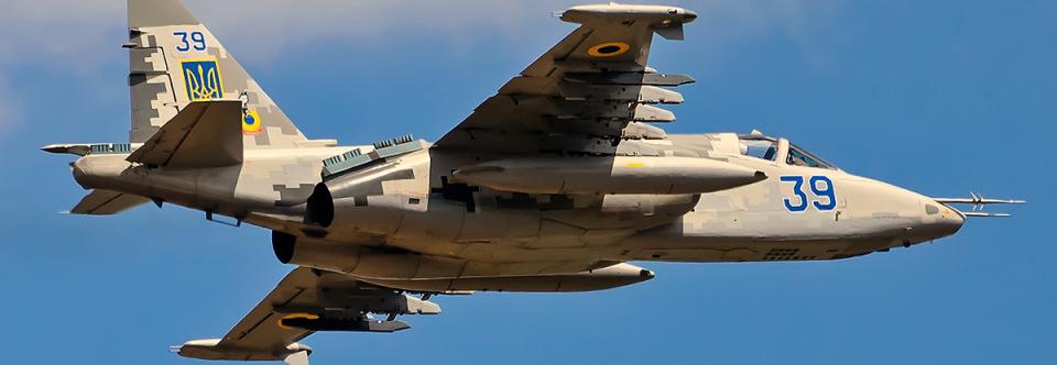 Характеристики модернізованого штурмовика Су-25