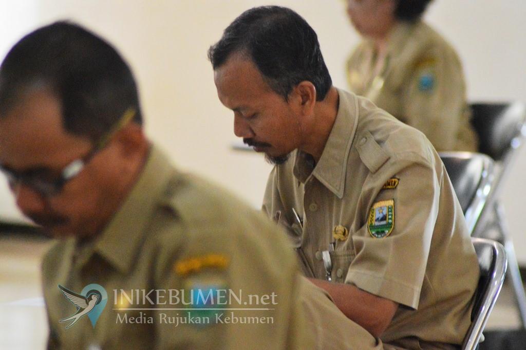 Hanya Ada Dua Pelamar, Lelang Jabatan untuk Kepala DPUPR Kebumen Diperpanjang