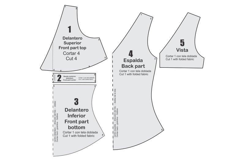 Patrones de costura BLUSAS - Google+