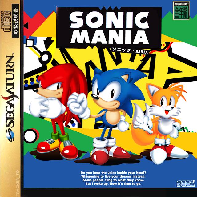 Sonic Mania Review: Choose b/w characters Sonic, Knuckles & Tails
