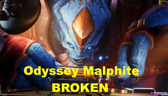 Odyssey Malphite | League of Legends | LoL | amigo681 *BoMb