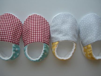 Fleece Baby Booties Pattern Sewing Pinterest