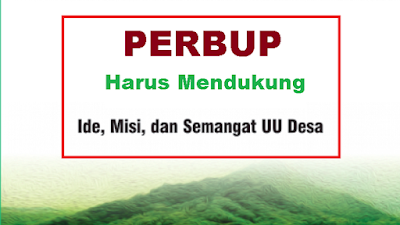 Penyaluran Dana Desa Terhambat Peraturan Daerah