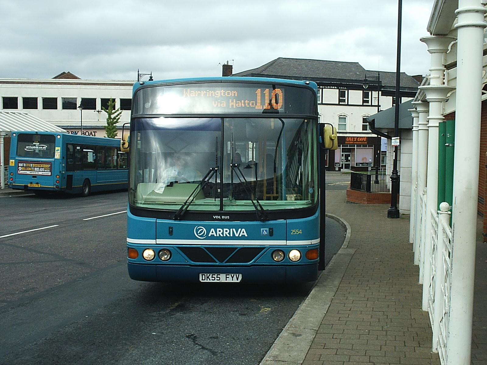 Runcorn Station Car Park