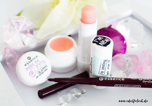 essence, range update for autumn / Winter 2016, smoothener, peeling, liner, review