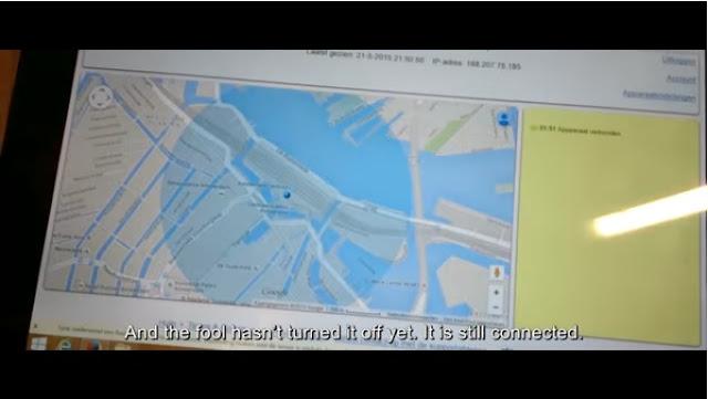 Find My Phone, video menarik tentang dokumentasi yang menggunakan spyware untuk melacak ponsel yang dicuri