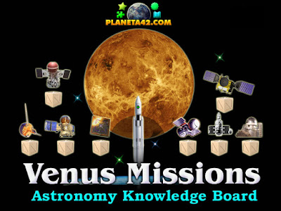 Missions to Venus Game