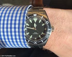 NTH Subs Odin black wrist shot