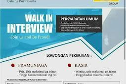 Info Lowongan Kerja PT.Indomarco Prismatama