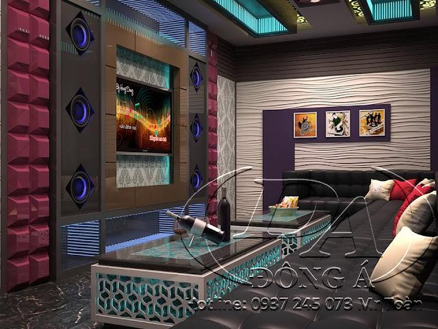 thiết kế phòng chơi nhạc