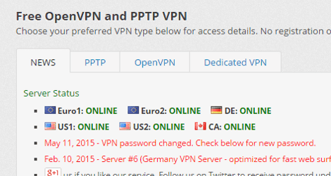 pptp vpn no android