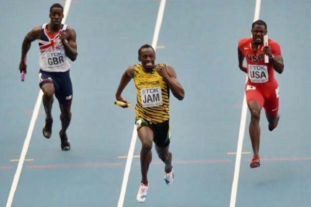 Moscou: Usain Bolt iguala recorde de ouros