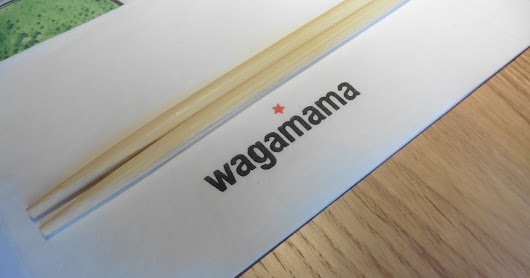 Wagamama's Restaurant Review - Bedford #AD
