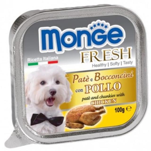 Pate Monge Chicken vị thịt gà