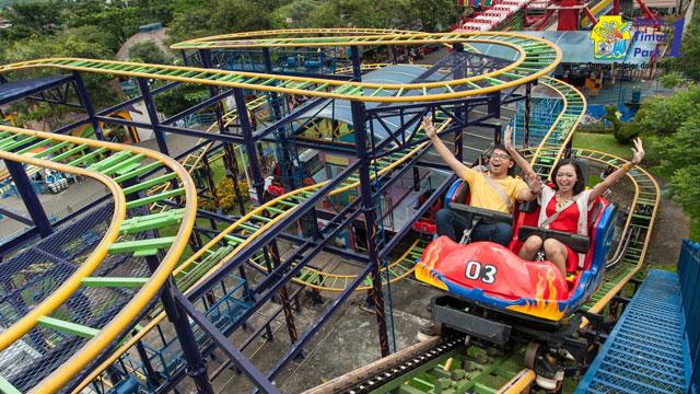 Roller Coaster Jatim Park Batu Malang