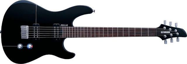 Yamaha Gitar RGX A2 - Jet Black
