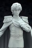 "Reinhard Von Lohengramm 1/8 ARTFX J de ""Ginga Eiyuu Densetsu"" - Kotobukiya."