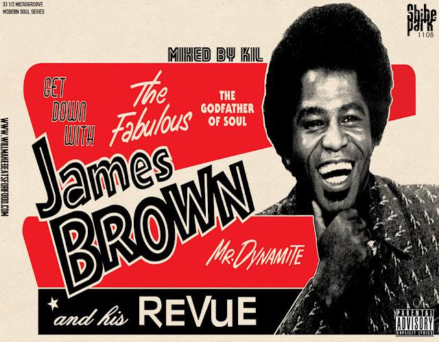 The Complete James Brown Milkcrate Sessions Vol. 1 Mixtape