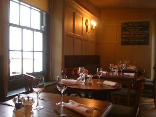 Boudin Blanc Restaurant London
