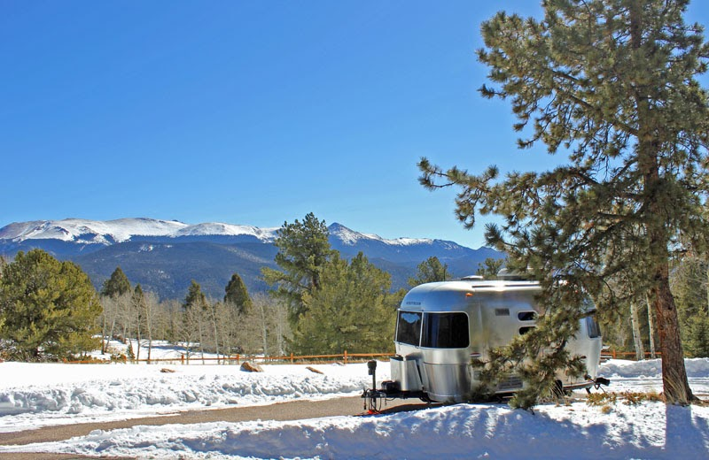 Pikes Peak Drive >> Airstream Camping: Our First Winter Trip in an Airstream