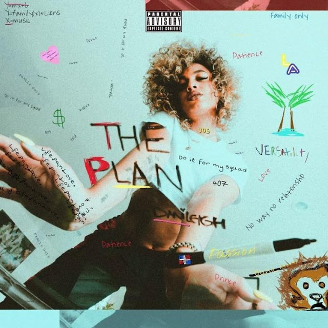 Danileigh - Blue Chips (Clean / Dirty) - Single