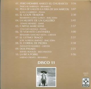 Antonio Aguilar - Mi Historia Disco 11