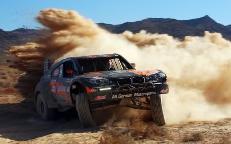 High Score Bmw X6 Trophy Truck Offroad Monsters