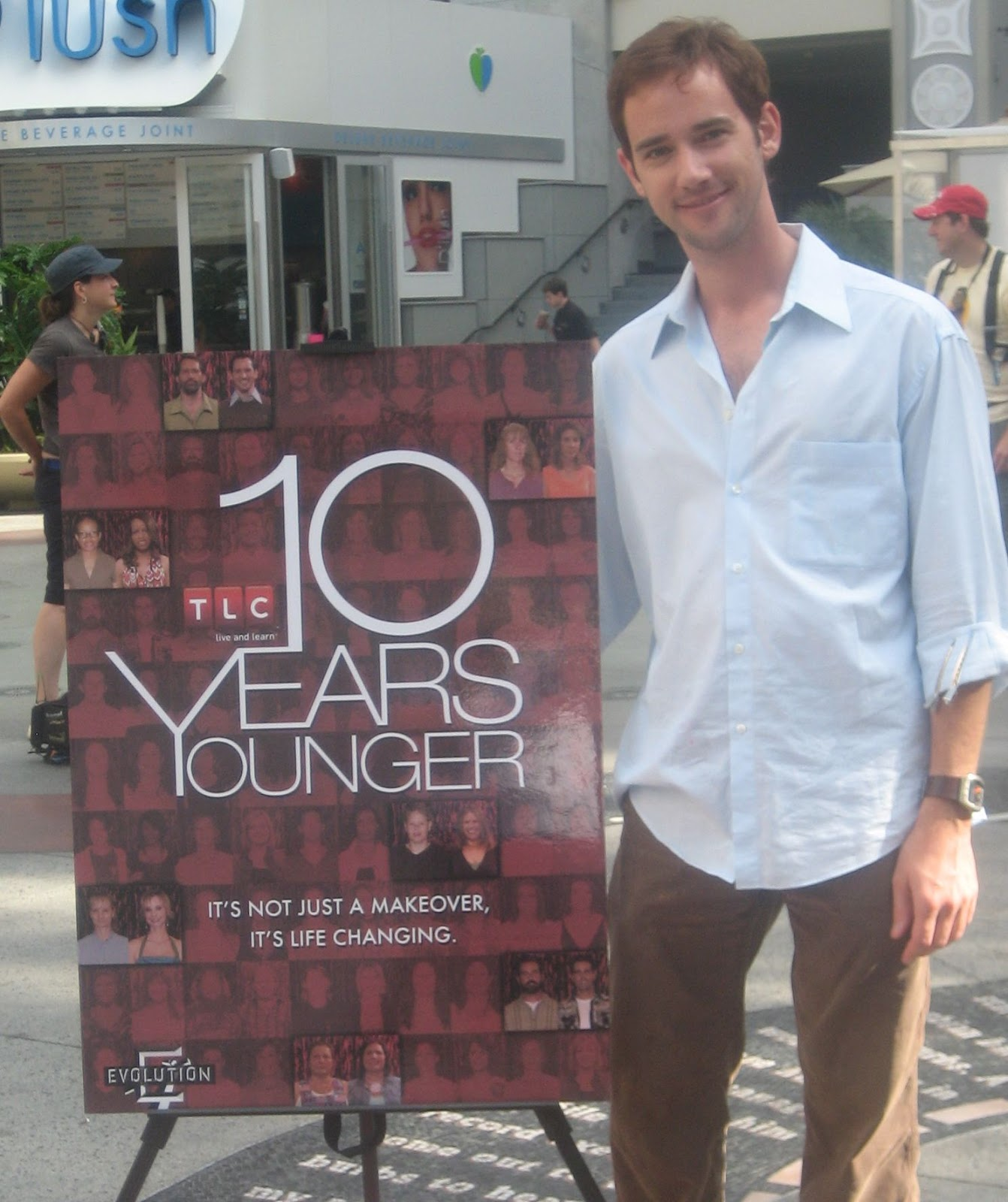 Celebrity Hair Stylist Billy Lowe on TLC 10 Years Younger
